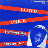 Lloyd Price - Personality / Stagger Lee