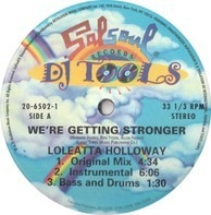 Loleatta Holloway - We're Getting Stronger (DJ Tools)