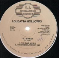 Loleatta Holloway - So Sweet