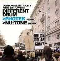 LONDON ELECTRICITY - DIFFERENT DRUM REMIXES 2