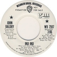 John Baldry - Iko Iko / You Can't Judge A Book By The Cover