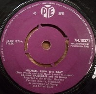 Lonnie Donegan's Skiffle Group - Michael, Row The Boat