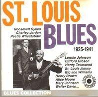 Lonnie Johnson / Henry Spaulding / Teddy Darby a.o. - St. Louis Blues 1925/1941
