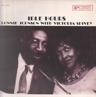 Lonnie Johnson With Victoria Spivey025218051811 - Idle Hours