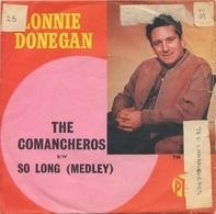 Lonnie Donegan / Lonnie Donegan's Skiffle Group - The Comancheros / Medley