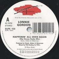 Lonnie Gordon - Happenin' All Over Again