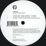 Lopazz - Credit Card Receipt