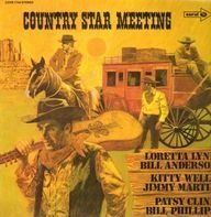 Loretta Lynn, Bill Anderson, Kitty Wells - Country Star Meeting