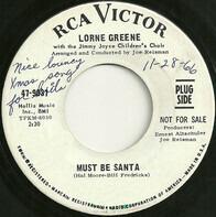 Lorne Greene - Must Be Santa / One Solitary Life