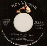 Los Indios Tabajaras - Always In My Heart / Moonlight And Shadows