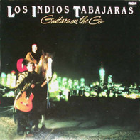 Los Indios Tabajaras - Guitars On The Go
