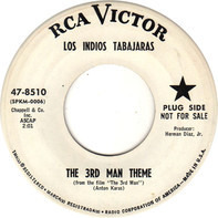 Los Indios Tabajaras - The 3rd Man Theme / Darktown Strutters Ball