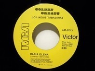 Los Indios Tabajaras - Maria Elena / Always In My Heart