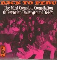 Los Saicos, Los Atomos, Los Mads's, a.o. - Back To Peru -35tr-