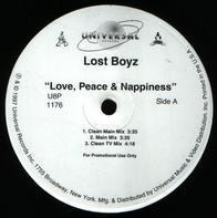 Lost Boyz - Love, Peace & Nappiness / Beasts From The East