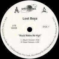 Lost Boyz - Music Makes Me High (Remix)