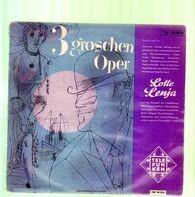 Kurt Weill, Bert Brecht / Lotte Lenya - 3groschen Oper