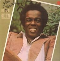 Lou Rawls - Let Me Be Good to You
