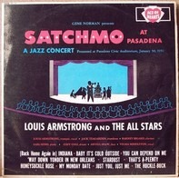 Louis Armstrong And His All-Stars - Satchmo at Pasadena