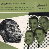 Louis Armstrong And The Mills Brothers - Louis Armstrong And The Mills Brothers