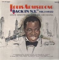 Louis Armstrong - Back In N.Y. Vol. 1 (1935)