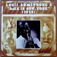 Louis Armstrong - Back In New York (1935)