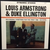 Louis  Armstrong &duke  Ellington - Together For The First Time