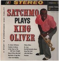 Louis Armstrong - Satchmo Plays King Oliver