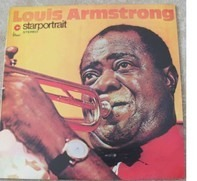 Louis Armstrong - Starportrait