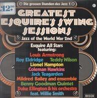 Louis Armstrong, Roy Eldridge, Teddy Wilson, etc - Greatest Esquire's Swing sessions