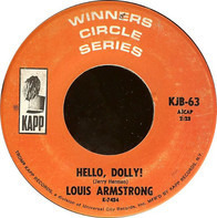 Louis Armstrong - Hello, Dolly! / Blueberry Hill