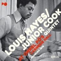 Louis Hayes /Junior Quintet Cook - At Onkel Pö's Carnegie Hall/Hamburg '76 (2lp 180g)