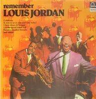 Louis Jordan - Remember... Louis Jordan
