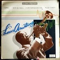 Louis Armstrong - Great Original Performances 1923 - 1931