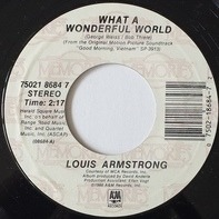 Louis armstrong , James Brown - What a Wonderful World