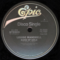 Louise Mandrell - Band Of Gold / Everlasting Love