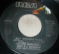 Louise Mandrell & R.C. Bannon - Our Wedding Band / Just Married