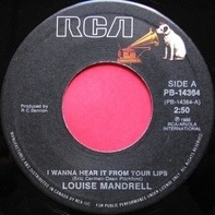 Louise Mandrell - I Wanna Hear It From Your Lips
