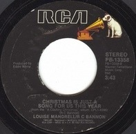 Louise Mandrell/R.C. Bannon/Alabama - Christmas Is Just A Song For Us...