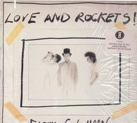 Love And Rockets - Earth • Sun • Moon