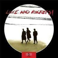 LOVE AND ROCKETS - 5 Albums Box Set