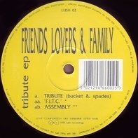 Friends Lovers & Family - Tribute EP