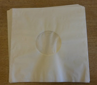 LP Innenhuellen - 10 Stück gefüttert antistatisch