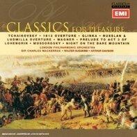 Charles Mackerras - Tchaikovsky: Ouv.1812 and works by Glinka