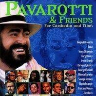 Pavarotti - Pavarotti & Friends Vol. 7 - For Cambodia and Tibet