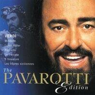 Pavarotti - Verdi: Pavarotti-Edition Vol.3