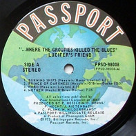 Lucifer's Friend - ...Where The Groupies Killed The Blues