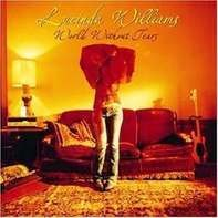 Lucinda Williams - World Without Tears =180g