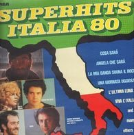 Lucio Dalla, Patty Pravo, a.o. - Superhits Italia '80