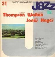 Lucky Thompson, Cedar Walton, Sam Jones, Louis Hayes - I Giganti Del Jazz